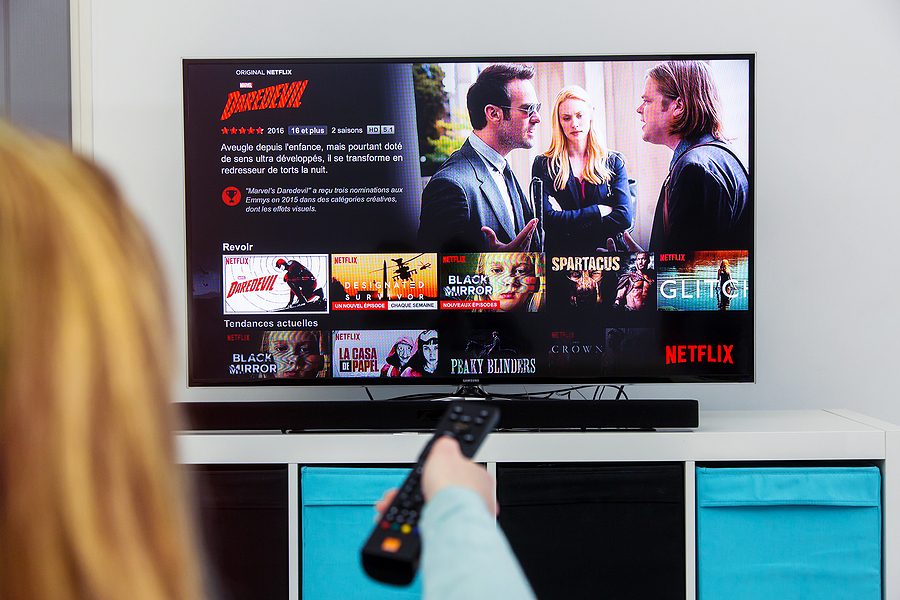 Why The Netflix Business Model Works